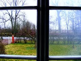 Jendela Yang Buram